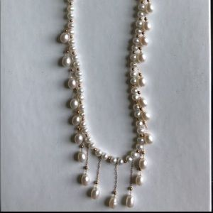 Real Pearl Necklace from Zales